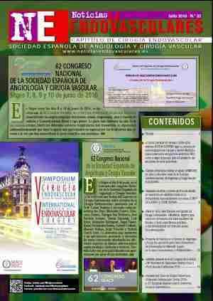 Acceso a la Revista Noticias Endovasculares